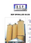 BSP - Spiralled Silos - Brochure