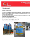 Decorated Fiberglass Silos Brochure