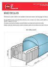 Fiberglass Boxe for Calves Brochure