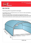 Fiberglass Boxe for Pigs Brochure