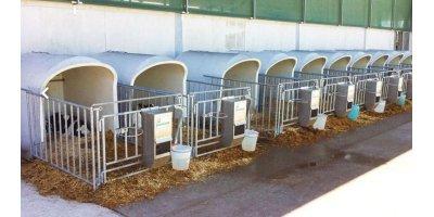 Fiberglass Boxe for Calves