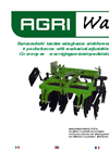 Model XDE Series - Mounted Tandem Disc Harrows Brochure