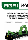 Model RH series - Mounted Power Harrows Brochure