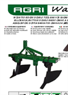 Model 2TBR2/SC - Mounted Ridgers on Double Tool Bar Brochure