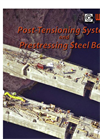 Post Tensioning System Brochure