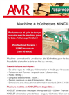 Machine for Kindling- Brochure