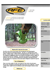 Model RDM38EX - Excavator Forestry Mulcher Brochure