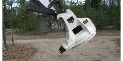 Model RDM30  - Compact Mulcher for Mini Excavators