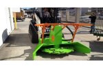 Eco  - Model SS  - Mulchers for Skid-Steers