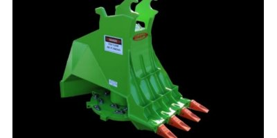 Model RDM30 - Compact Excavator Forestry Mulcher