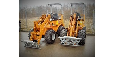 Model AFA-WIND 15 - Compact Loader