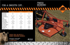 Rhino - Model FA Series - Single Deck Mowers Brochure