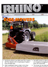 ECONOMY - Model ER - Crop Driven V-Type Rakes Brochure
