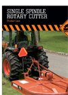 Rhino - Model 100 SERIES - Medium Duty Single Spindle Utility Rotary Mowers Brochure
