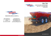 Model RA-TM10 - Fertilizer Spreader Brochure