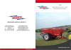 Model RA - Trailed Fertilizer Spreaders Brochure