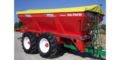 Model RA-TM15 - Fertilizer Spreader