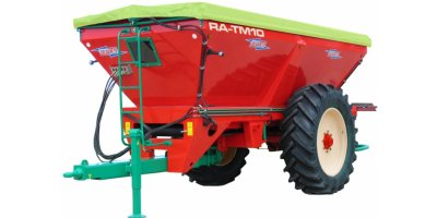 Model RA-TM10 - Fertilizer Spreader
