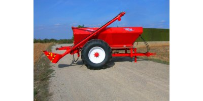 Model RA - Trailed Fertilizer Spreaders