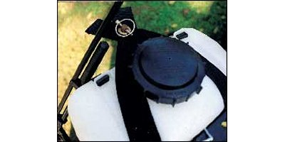 TrimmerTrap - Model SR-1 - Backpack Sprayer Rack