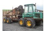 Timberjack - Model 1410B - Forwarder