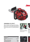 Model CS 2139 T - Chainsaws Brochure
