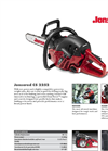 Model CS 2252 - Chainsaws- Brochure