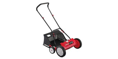 Troy-Bilt - Model TB R18 18`` - 2-in-1 Capability Reel Push Mower
