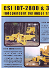 Model DT-2500 - Delimber Trailer Brochure