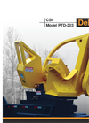 Model PTD-203 - Delimber Brochure