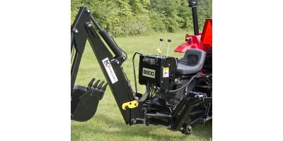 Model B600  - Backhoe
