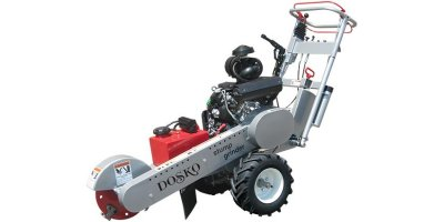Dosko - Model 691SP-20HE - Self-Propelled Stump Grinder