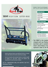 Model 500HF - Heavy Duty Mulcher Brochure