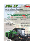 Model BBS-XP - Heavy Duty Mulcher- Brochure