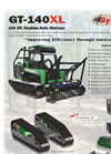 Model GT-140XL - Medium Duty Mulcher Brochure