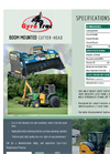Boom Mounted Low Flow Cutter-Head Brochure