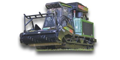 Model GT-35 - Heavy Duty Mulcher