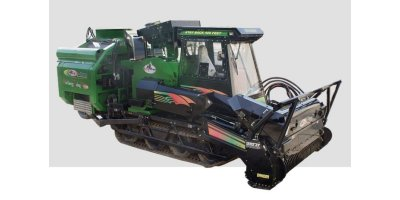 Model BBS-XP - Heavy Duty Mulcher