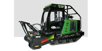 Model GT-16 - Medium Duty Mulcher