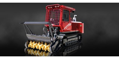 Lamtrac - Model LTR 6125T - Mulcher Machine