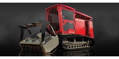 Lamtrac - Model LTR 8300T - Mid Level Mulching Machine