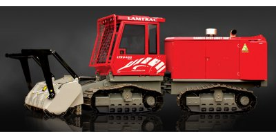 Lamtrac - Model LTR 8400Q - Top Level Mulching Machine
