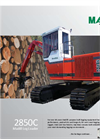 Model 2850C - Log Loader Brochure