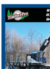 TimberPro - TF830,TF840 and TF810 - Versatile Wheeled Machines Brochure