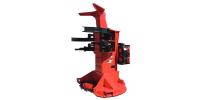 TimberPro - Model TDS 22 - Disc Saw Felling  Attachment