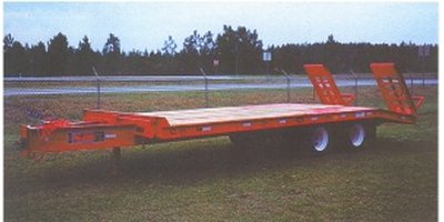 Model 20-24 Series - Ton Tag-a-long Trailer