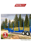 Model LP404L Log Trailers Brochure