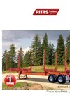 Model LT40-8UL - Log Trailers Brochure