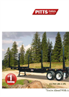 Model LT40 - Log Trailers Brochure
