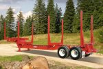 Model LP40-4UL - Log Trailers